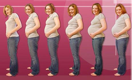 Panza de embarazada de 2 meses - Imagui